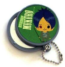 Hitman Reborn Mukuro Pocket Mirror Key Chain NEW
