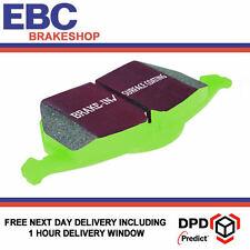 EBC GreenStuff Brake Pads for PEUGEOT 508 DP22040