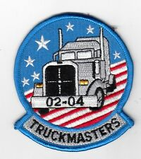 VF-101 GRIM REAPERS 02-04 TRUCKMASTERS CLASS PATCH