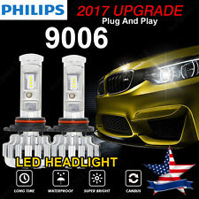 Upgrate 252W 25200LM 9006 HB4 LED Low Beam Headlight Bulb Conversion Kit 6000K