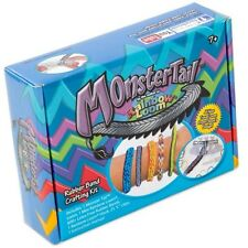 Rainbow Loom Monster Tail Girls Bracelet Making Kit 'Original' Brand New Gift