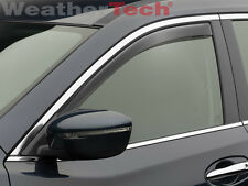 WeatherTech® Side Window Deflectors for Nissan Rogue - 2014-2016 - 80769