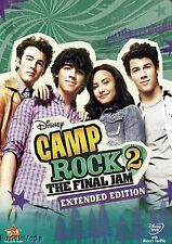 Camp Rock 2: The Final Jam (DVD, 2010, Extended Edition)
