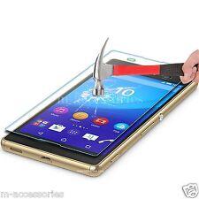 Vetro temperato PELLICOLA PROTEGGI SCHERMO per Sony Xperia M5 Cellulare