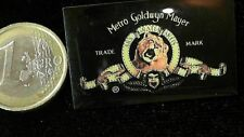 MGM Studios Metro Goldwin Mayer Löwe Hollywood Film Pin Badge Emblem