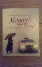 Julie Walters SIGNED Maggie's Tree NUMBERED PRESENTATION UNCORRECTED PROOF 1/100
