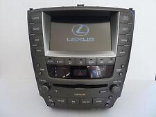 LEXUS IS350 IS250 NAVIGATION UNIT SCREEN (Repair)