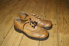 Rare Vtg 70s Dr Marten Platform Shoes.Glam Rock,T.Rex,Bowie,Disco,Film Piece.8
