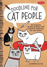 Doodling for Cat People : Gemma Correll : New Softcover @