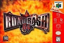 Road Rash 64 (Nintendo 64, 1999)