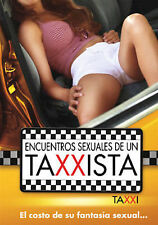 Encuentros Sexuales de un Taxxista (DVD, 2007) NTSC  NEW / SEALED Taxxi DVD