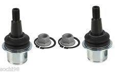 Land Rover LR3 LR4 Discovery RR Sport - 2 Front Premium Lower Ball Joints 05-11