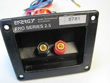 ENERGY PRO SERIES 2.5, 2-WAY CROSSOVER