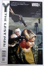 DC Vertigo Y: The Last Man #9 Cycles Chapter Four (2003) MINT 9.9 WHITE PAGES