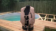 WW2 REPLICA LUFTWAFFE SCHWIMMWESTE LIFE VEST, BATTLE OF BRITAIN. DIFF COLOURS