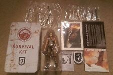 Tomb Raider Collector's Edition Tin, Figure + Parts, Sound Track, NO GAME