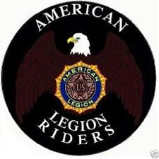 AMERICAN LEGION RIDERS STICKER / DECAL