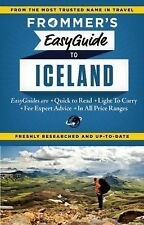 Easy Guides: Frommer's EasyGuide to Iceland by Nicholas Gill (2015, Paperback)