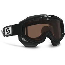 Scott 87 OTG Snowcross SPEED STRAP Goggles BLACK/ROSE Lens ACS 217794 Snocross