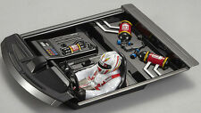 1/10 INTERIOR COCKPIT DRIVER Front Engine w/ Nitrous  For Car Bodies