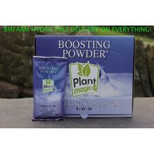 Plant Magic Boosting Powder 1 x 65G Additives Growth booster Hydroponics Flower