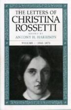 Victorian Literature and Culture: The Letters of Christina Rossetti,...