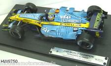 2005 Renault R25 Fernando Alonso F1 World Champion Formula1 1:18 HotWheels G9750