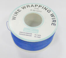 1pc 0.25mm Wire-Wrapping Wire 30AWG Cable 250m Bleu AA Nouveau good quality mode