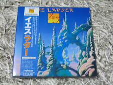 YES THE LADDER RARE OOP JAPAN MINI-LP CD