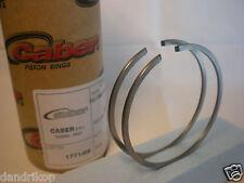 Piston Ring Set for MALAGUTI, ITALJET, MINARELLI, MORINI (39mm)