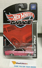 '65 Chevy Impala * PINK * Hot Wheels Garage Series Rare Find * Z50