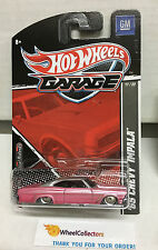 '65 Chevy Impala * PINK * Hot Wheels Garage Series Rare Find * J14