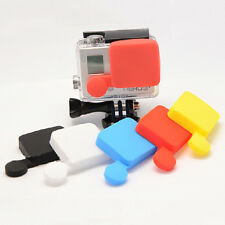 Protective Camera Lens Cap Cover + Housing Case Cover for Gopro HD Hero 4 3+
