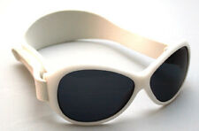 Kidz Banz Retro Sunglasses - White