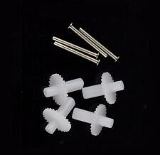 New 4x Gear Shaft/Cone for Syma X11 X11C RC Quadcopter Spare Part X11C-05 HO78
