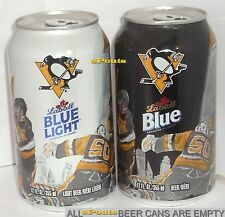 PITTSBURGH PENGUINS 50th 2017 LABATT BEER CANS NHL ICE HOCKEY CANADA-USA SPORT