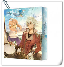 PSV SONY VITA Atelier Escha & Logy Plus Limited Edition RPG Koei Tecmo Games
