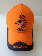 HOLLAND KNVB RHINOX GROUP WORLD CUP '14 PENALTY SPOT ADJUSTABLE HAT ~ NEW