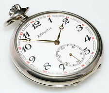GRAND PRIX ZENITH 1865  POCKET WATCH