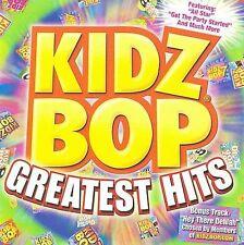 Kidz Bop Greatest Hits, New Music