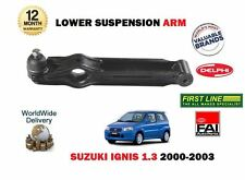 FOR SUZUKI IGNIS 1.3 2000-2003 NEW LOWER WISHBONE SUSPENSION ARM WITH BALL JOINT