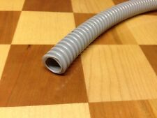 "Dental Vacuum Suction Tubing Hose Corrugated 1/2"" ID  10' Long Gray"