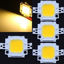 5pcs Warm White Ultra Bright 10W LED High Power Lamp SMD Chip Light Bulb DIY NEW