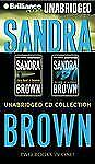 Sandra Brown CD Collection 4 : Slow Heat in Heaven - Breath of Scandal by...
