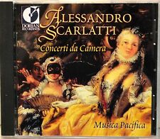 Alessandro Scarlatti Concerti da Camera Musica Pacifica CD LIKE NEW Sonata No 9