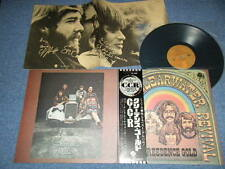 CCR  CLEARWATER REVIVAL Japan 1974 2200 Yen Mark NM LP+Obi+Book CREEDENCE GOLD