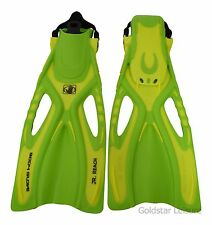 Body Glove Childrens Junior Reach Fins Scuba Diving Swimming UK 9 - 12 627304