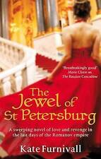 The Jewel of St Petersburg, Kate Furnivall, Paperback, New