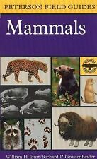 A Field Guide to the Mammals by William Henry Burt (...
