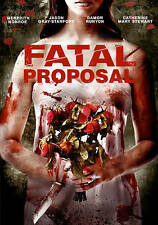 Fatal Proposal (DVD, 2015, Widescreen) Ships FREE!  UNRATED HORROR!